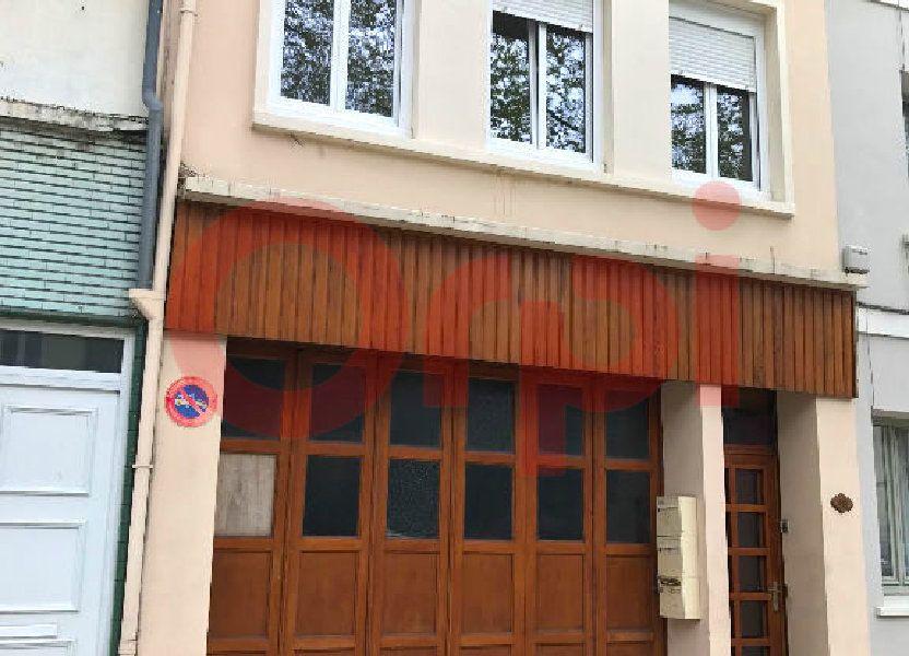 Immeuble à vendre 140m2 à Calais