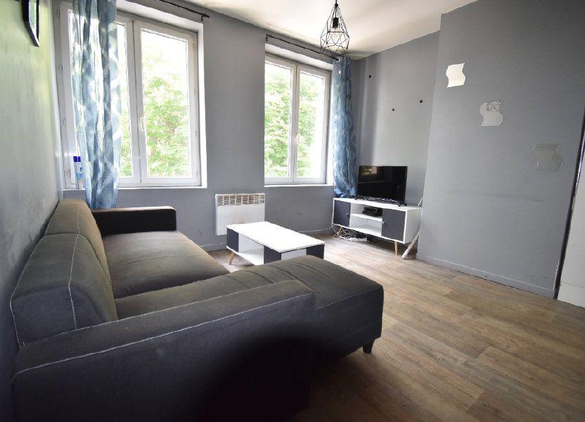 Appartement à louer 31m2 à Calais