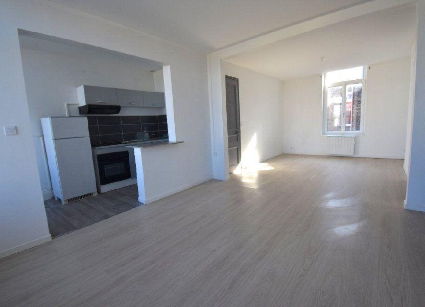Appartement à louer 72m2 à Calais