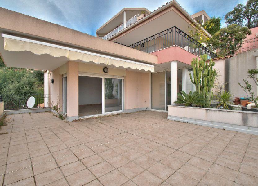 Appartement à vendre 84.12m2 à Mandelieu-la-Napoule