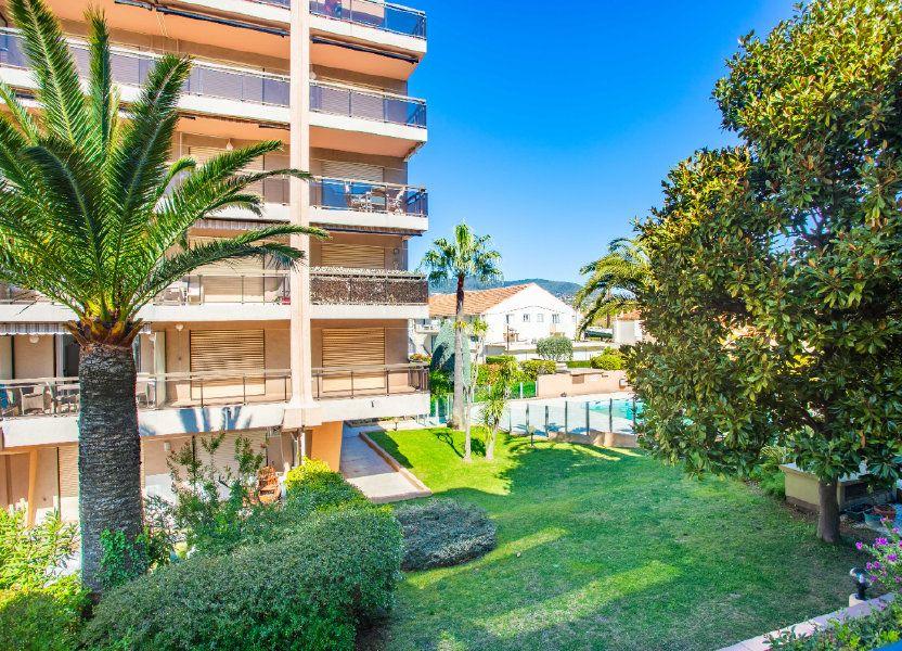 Appartement à vendre 22m2 à Mandelieu-la-Napoule