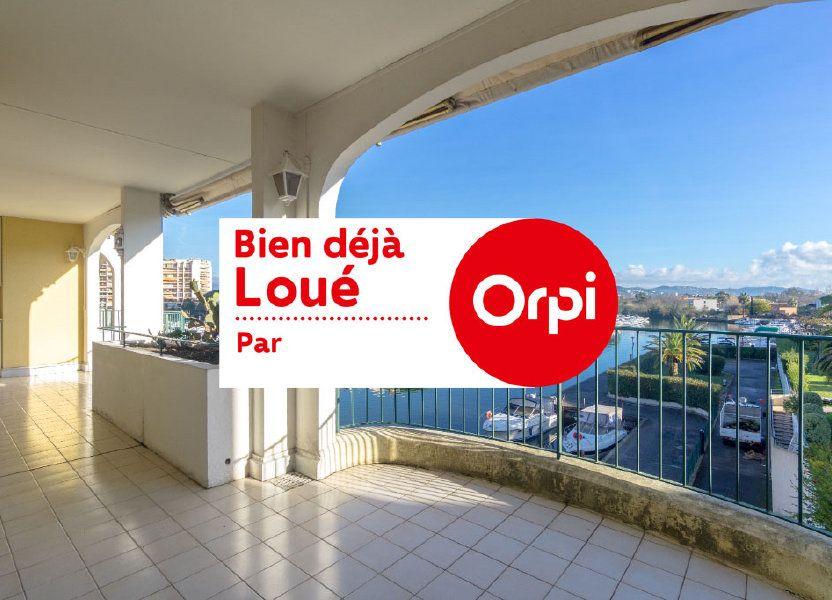 Appartement à louer 73.04m2 à Mandelieu-la-Napoule