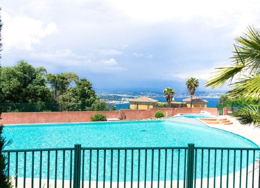 Appartement à louer 30.93m2 à Théoule-sur-Mer
