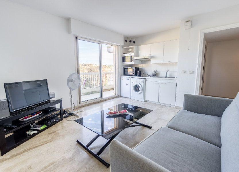 Appartement à louer 24.08m2 à Mandelieu-la-Napoule