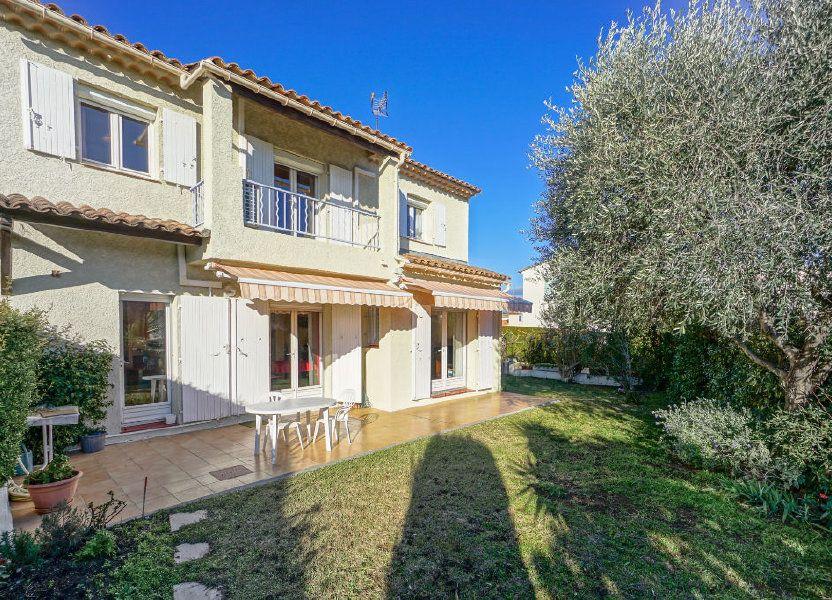 Maison à vendre 110m2 à Mandelieu-la-Napoule