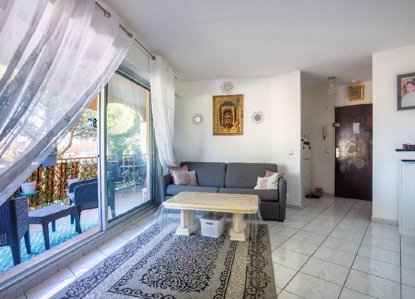 Appartement à vendre 41.31m2 à Mandelieu-la-Napoule