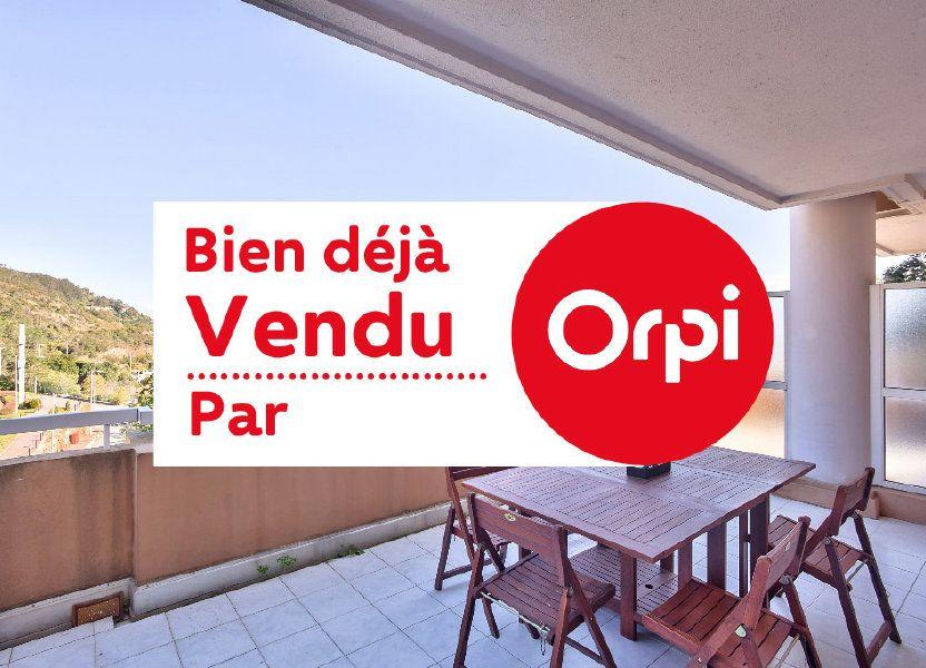 Appartement à vendre 31.75m2 à Théoule-sur-Mer
