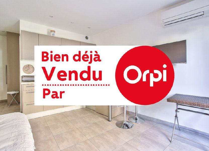 Appartement à vendre 20.62m2 à Mandelieu-la-Napoule