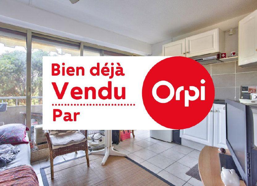 Appartement à vendre 20m2 à Mandelieu-la-Napoule
