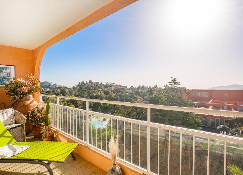 Appartement à vendre 69.04m2 à Mandelieu-la-Napoule