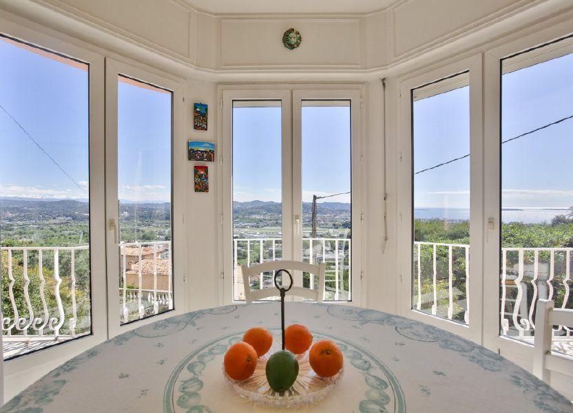 Maison à vendre 112.69m2 à Mandelieu-la-Napoule