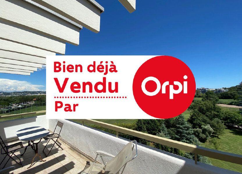 Appartement à vendre 77.25m2 à Mandelieu-la-Napoule