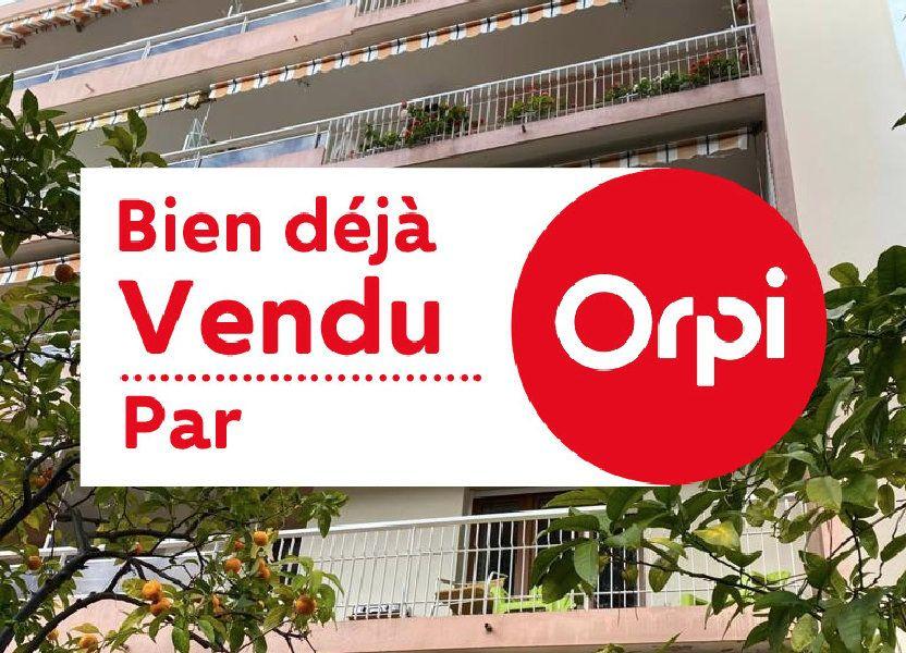 Appartement à vendre 48m2 à Mandelieu-la-Napoule