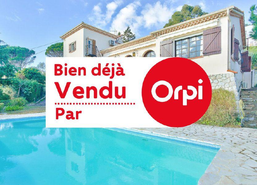 Maison à vendre 170m2 à Mandelieu-la-Napoule