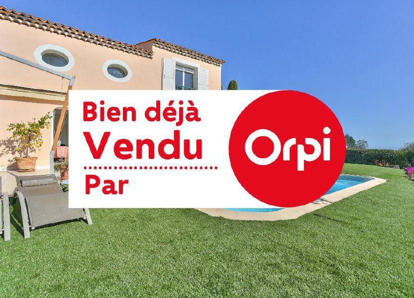 Maison à vendre 124.08m2 à Mandelieu-la-Napoule