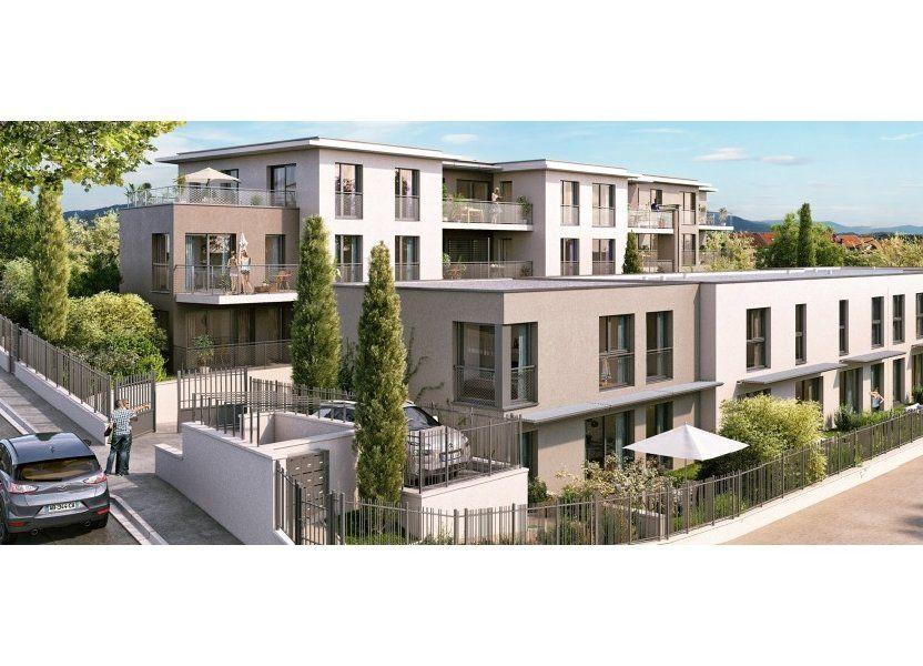 Appartement à vendre 64.24m2 à Mandelieu-la-Napoule