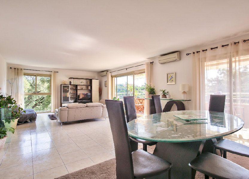 Appartement à vendre 103.16m2 à Mandelieu-la-Napoule