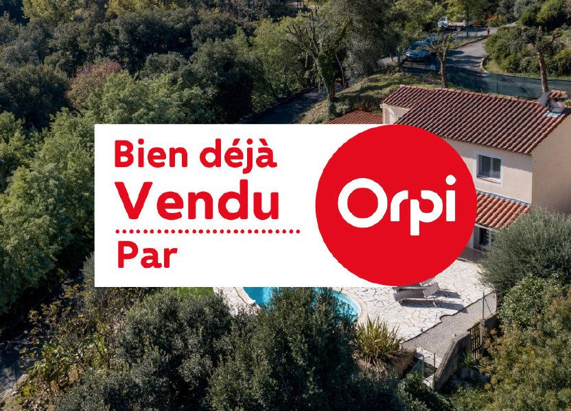 Maison à vendre 110.61m2 à Auribeau-sur-Siagne