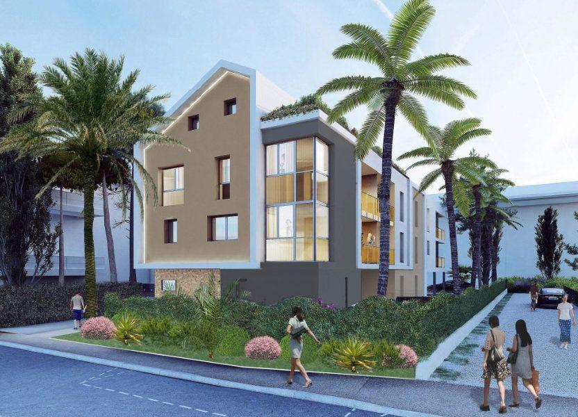 Appartement à vendre 66.97m2 à Mandelieu-la-Napoule