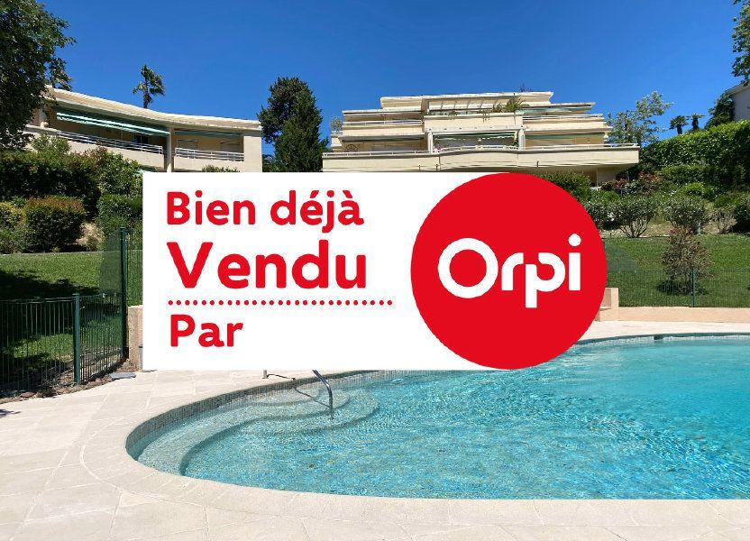 Appartement à vendre 100m2 à Mandelieu-la-Napoule