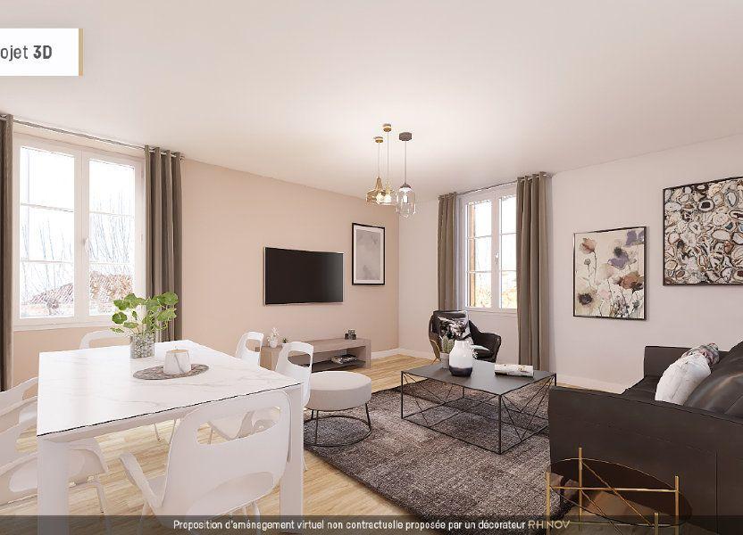 Appartement à vendre 50.44m2 à Fayence