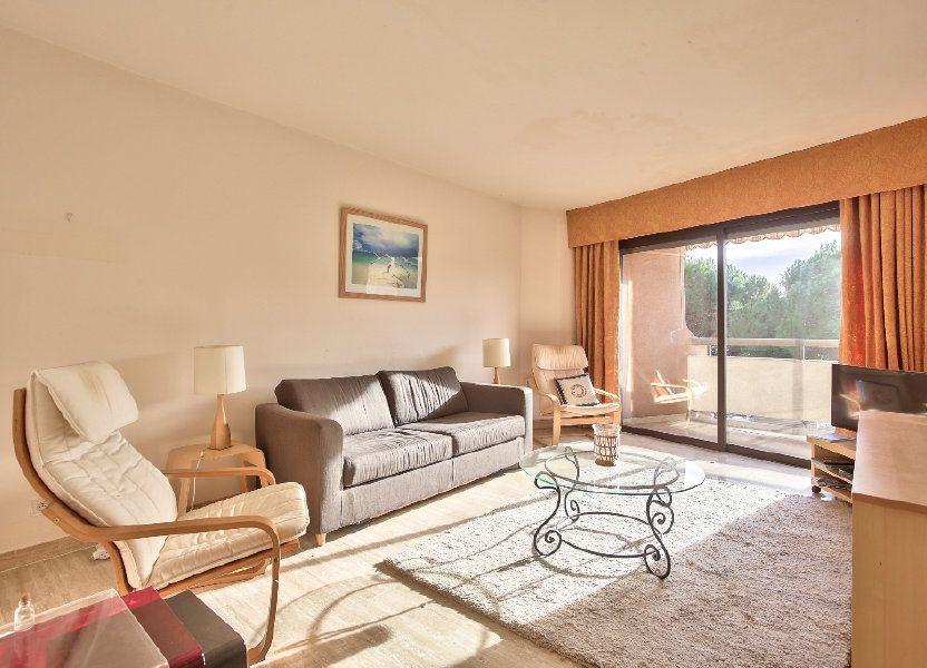 Appartement à vendre 56.1m2 à Mandelieu-la-Napoule