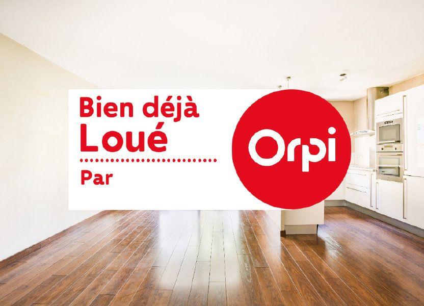 Appartement à louer 49.1m2 à Mandelieu-la-Napoule