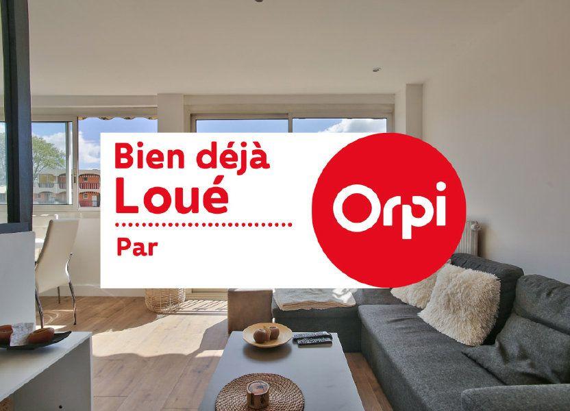 Appartement à louer 41.45m2 à Mandelieu-la-Napoule