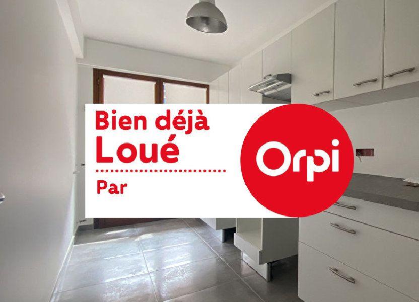 Appartement à louer 67.24m2 à Mandelieu-la-Napoule