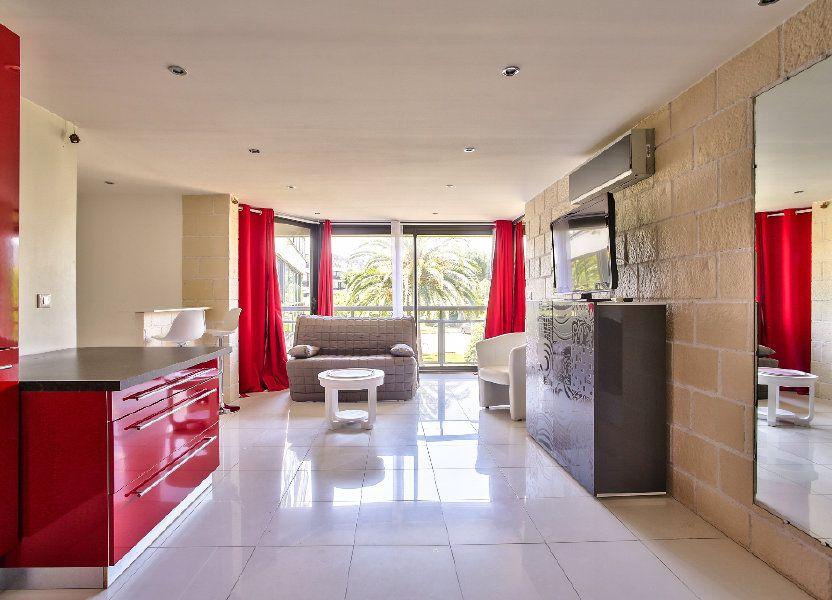 Appartement à vendre 41.19m2 à Mandelieu-la-Napoule