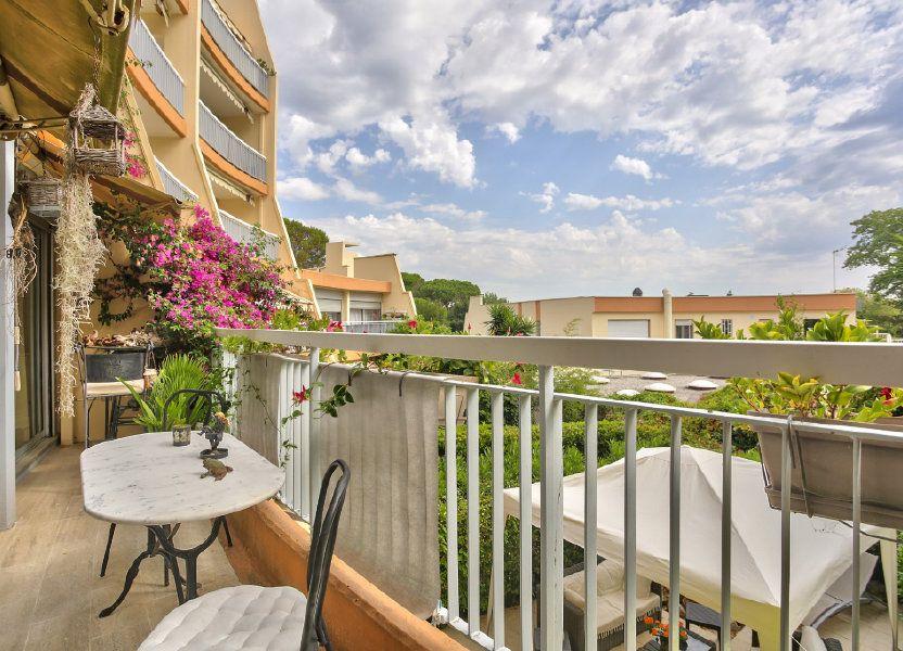 Appartement à vendre 43.65m2 à Mandelieu-la-Napoule