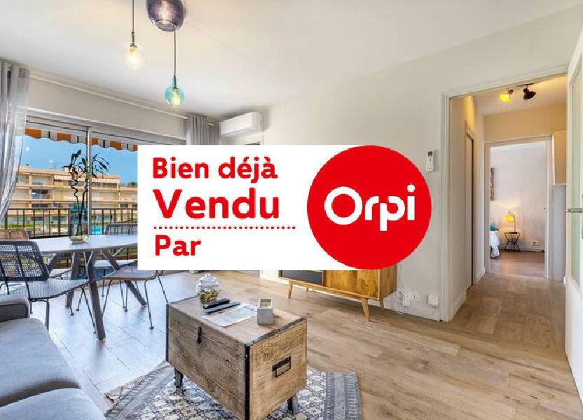 Appartement à vendre 43.66m2 à Mandelieu-la-Napoule