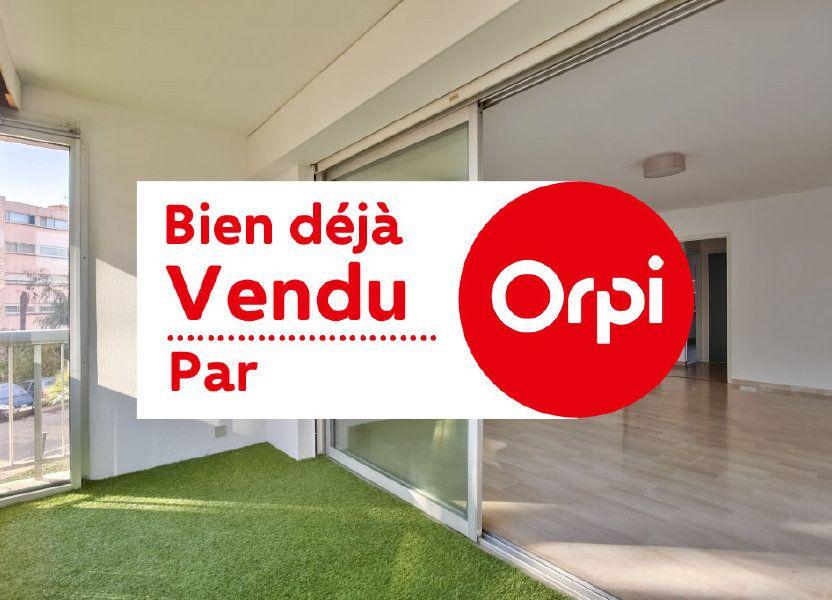 Appartement à vendre 68.02m2 à Mandelieu-la-Napoule