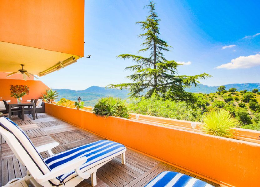Appartement à vendre 68.97m2 à Mandelieu-la-Napoule