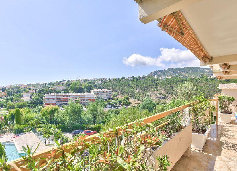 Appartement à vendre 73.72m2 à Mandelieu-la-Napoule