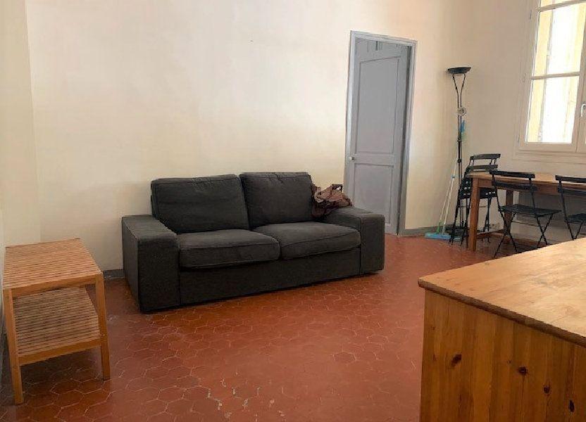 Appartement à louer 34.24m2 à Aix-en-Provence