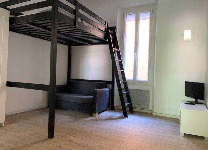 Appartement à louer 19.83m2 à Aix-en-Provence