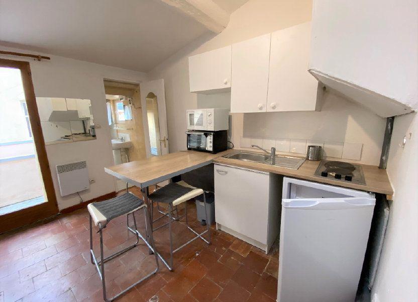 Appartement à louer 21.69m2 à Aix-en-Provence