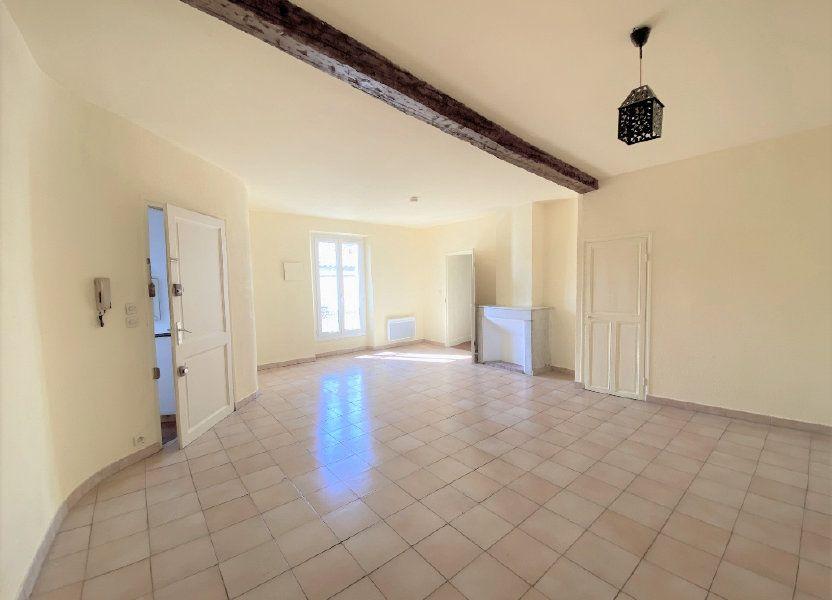 Appartement à louer 65.19m2 à Éguilles