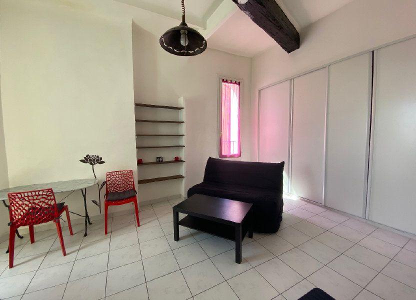 Appartement à louer 21.88m2 à Aix-en-Provence