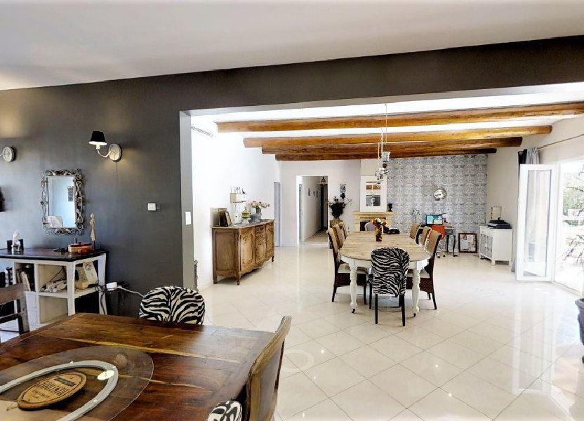 Maison à vendre 306m2 à Lançon-Provence