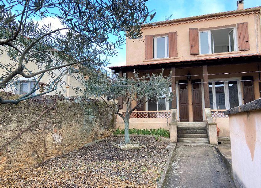 Maison à louer 89.05m2 à La Fare-les-Oliviers