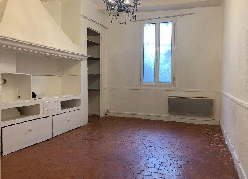 Appartement à louer 26.59m2 à Aix-en-Provence