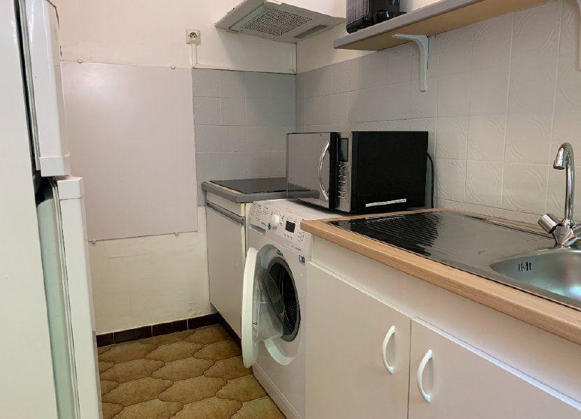 Appartement à louer 34.63m2 à Aix-en-Provence