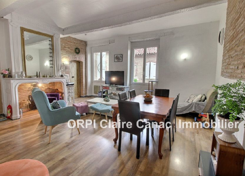 Appartement à vendre 83m2 à Lavaur