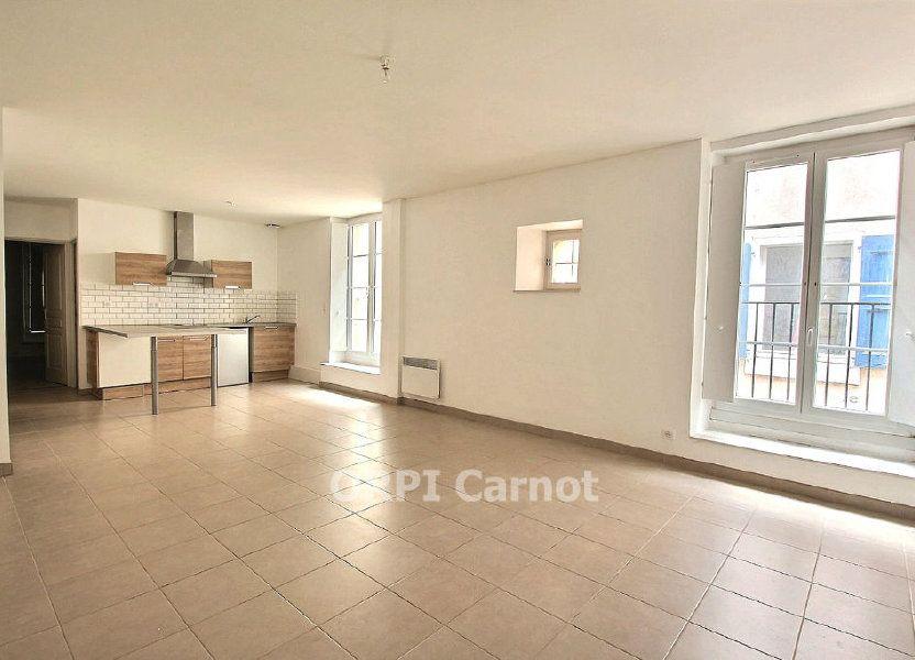 Appartement à louer 62.87m2 à Castres