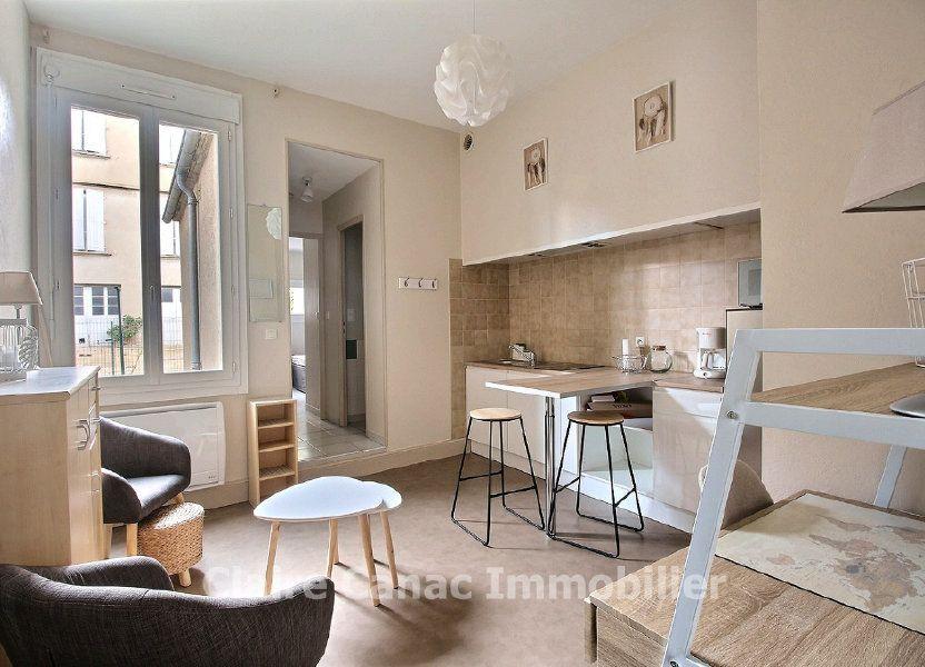 Appartement à louer 24.41m2 à Castres