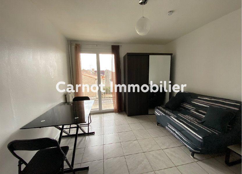 Appartement à louer 18.4m2 à Castres