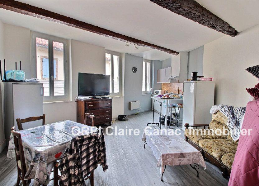 Appartement à louer 48m2 à Lavaur