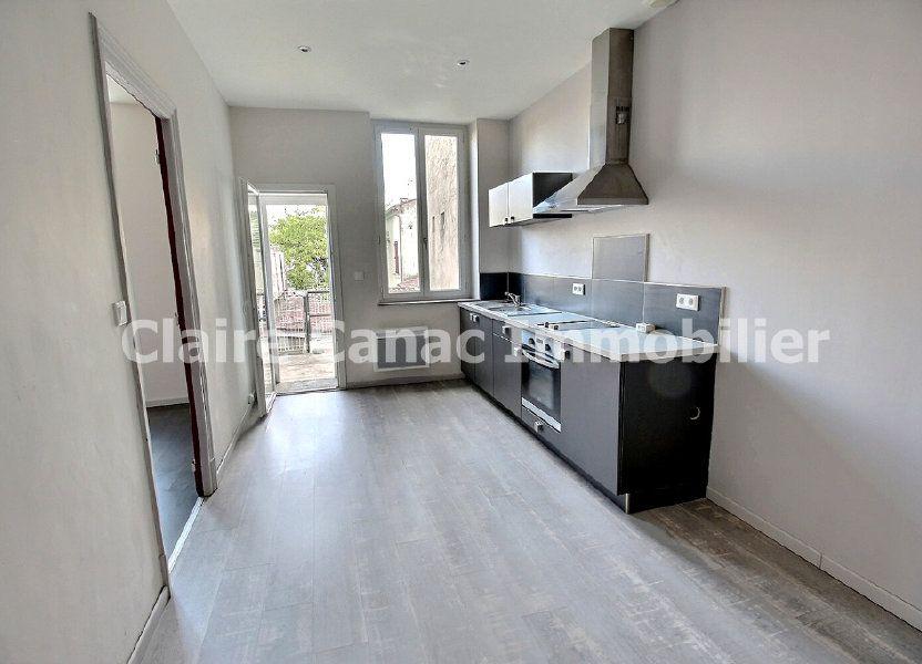 Appartement à louer 37.47m2 à Castres